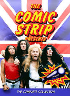 """Comic Strip"" Cover"