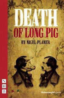 """Death of Long Pig"" Cover"