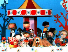 """The Magic Roundabout"" Cover"