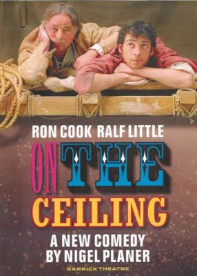 """On The Ceiling"" Cover"